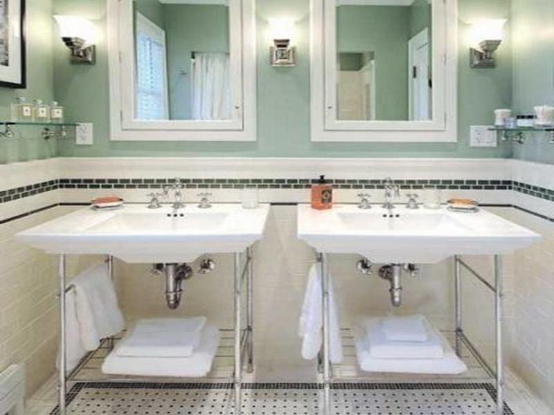 7 Guest Bathroom Ideas to Make Your Space Luxurious Vintage - vintage bathroom ideas