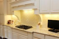 Just picture - Pale Yellow Subway Tile   Subway tile ...