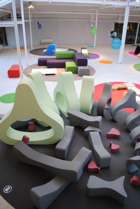 Puzzle Playground Ideas