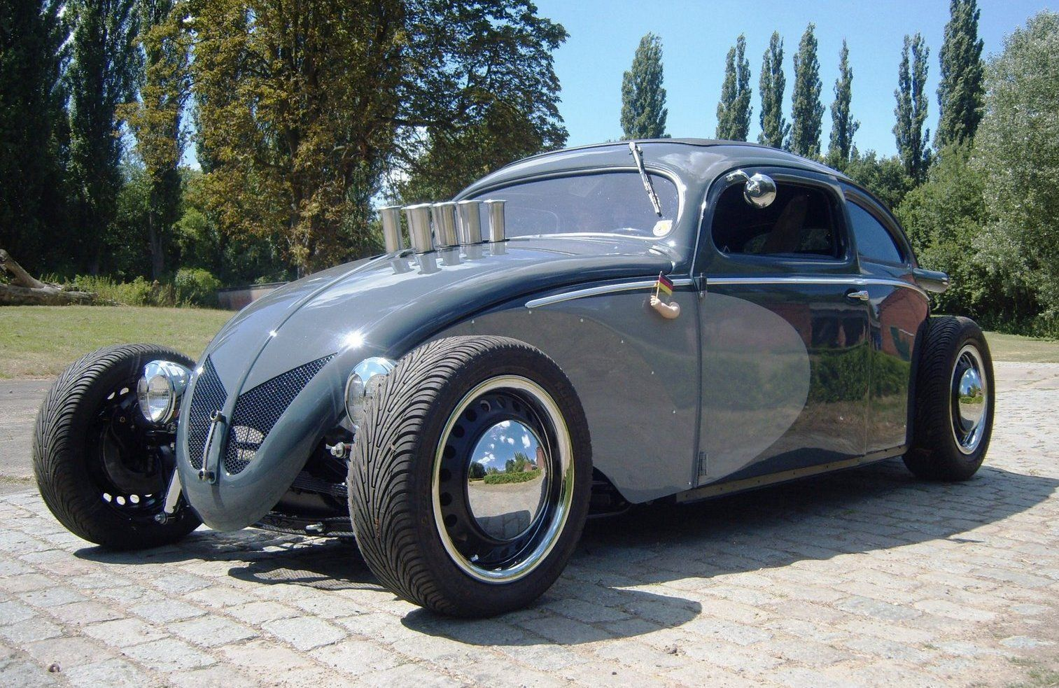 V8 beetle the bug i would own