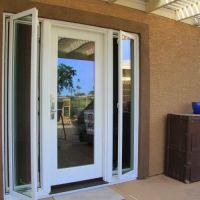 Single Patio Door With Sidelight | Home- Patio | Pinterest ...