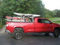 RetraxPRO MX Retractable Tonneau Cover + TracRac SR Truck ...