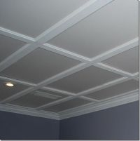 Drop Ceiling Basement on Pinterest | Drop Ceiling Tiles ...