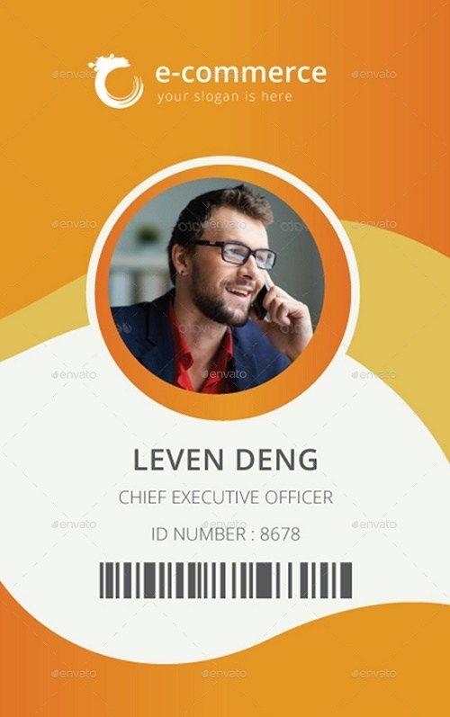 25+ Best ID Card Mockup Templates u2013 PSD, EPS, AI Download Mockup - id card psd template