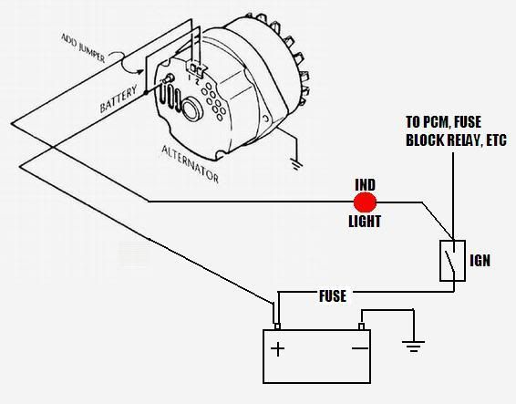 24 volt denso alternator wiring diagram