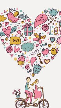 Cute Doodle Art Love   www.imgkid.com - The Image Kid Has It!