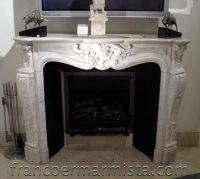 Vintage Fireplace Mantels | Antique fireplace mantels ...