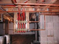 PEX Tubing Radiant Heating Manifolds | diy house ...