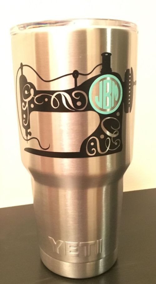 Robust Personalized Yeti Tumbler Heavy Duty Vinyl Graphics Heavy Duty Vinyl Graphics Personalized Yeti Cup Handle Personalized Yeti Like Cups Personalized Yeti Tumbler