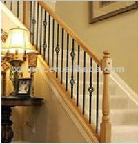 Home Depot Balusters Interior | ... Iron Railings on Iron ...