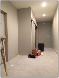 paint walls and trim same color | Paint Colors | Pinterest ...