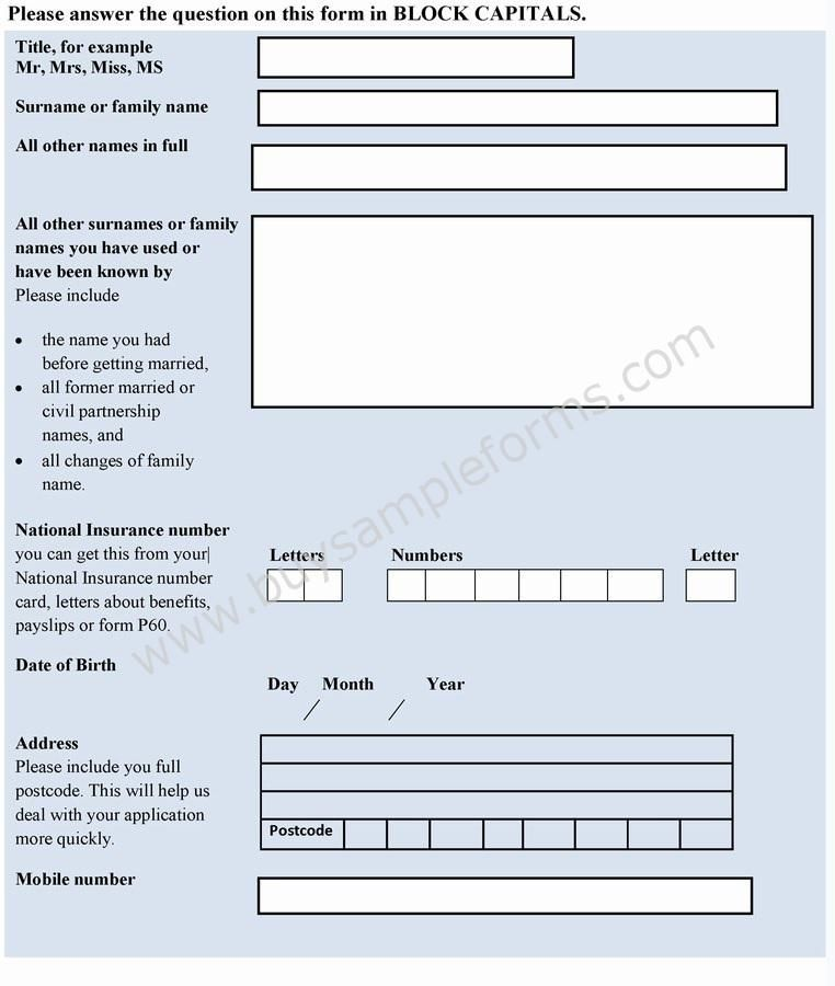 The format of the credit application form is available in PDF and - credit application form