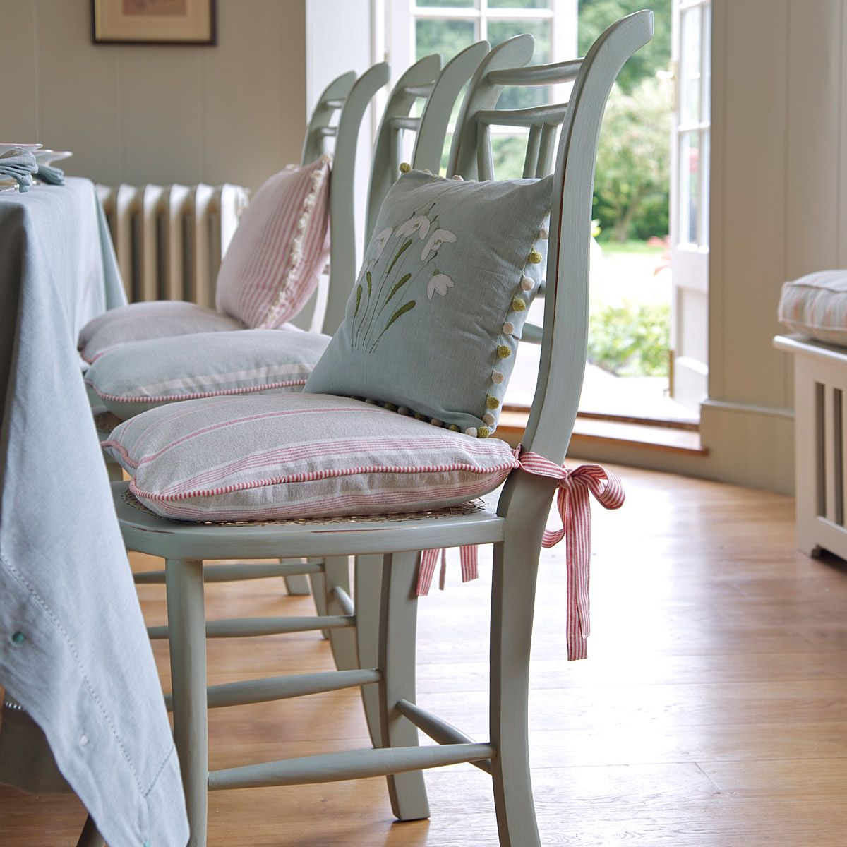 comfortable kitchen chairs Susie Watson Kitchen Chairs