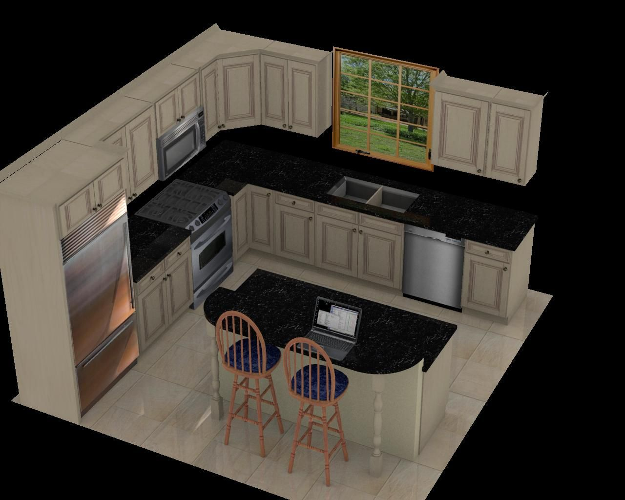 Kitchen Floor Plans For Small Kitchens Luxury 12x12 Kitchen Layout With Island 51 For With 12x12