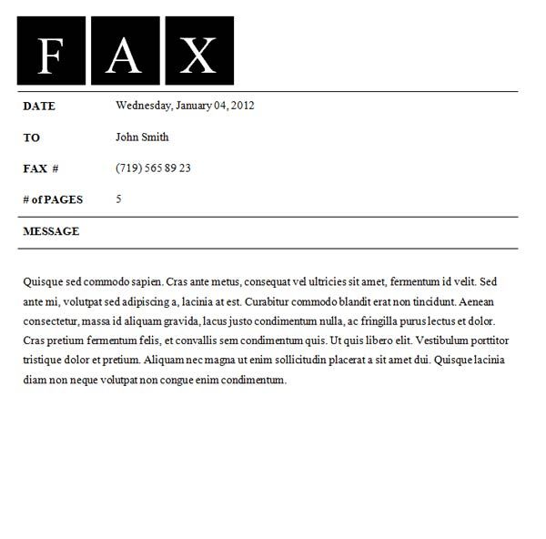 fax cover letter template printable,fax cover sheet template - sample fax cover sheet