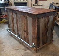 80 Incredible DIY Outdoor Bar Ideas   Diy outdoor bar ...