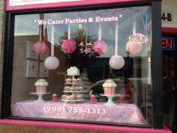 Pink Ribbon Window Display 10/2013 #livaysweetshop # ...