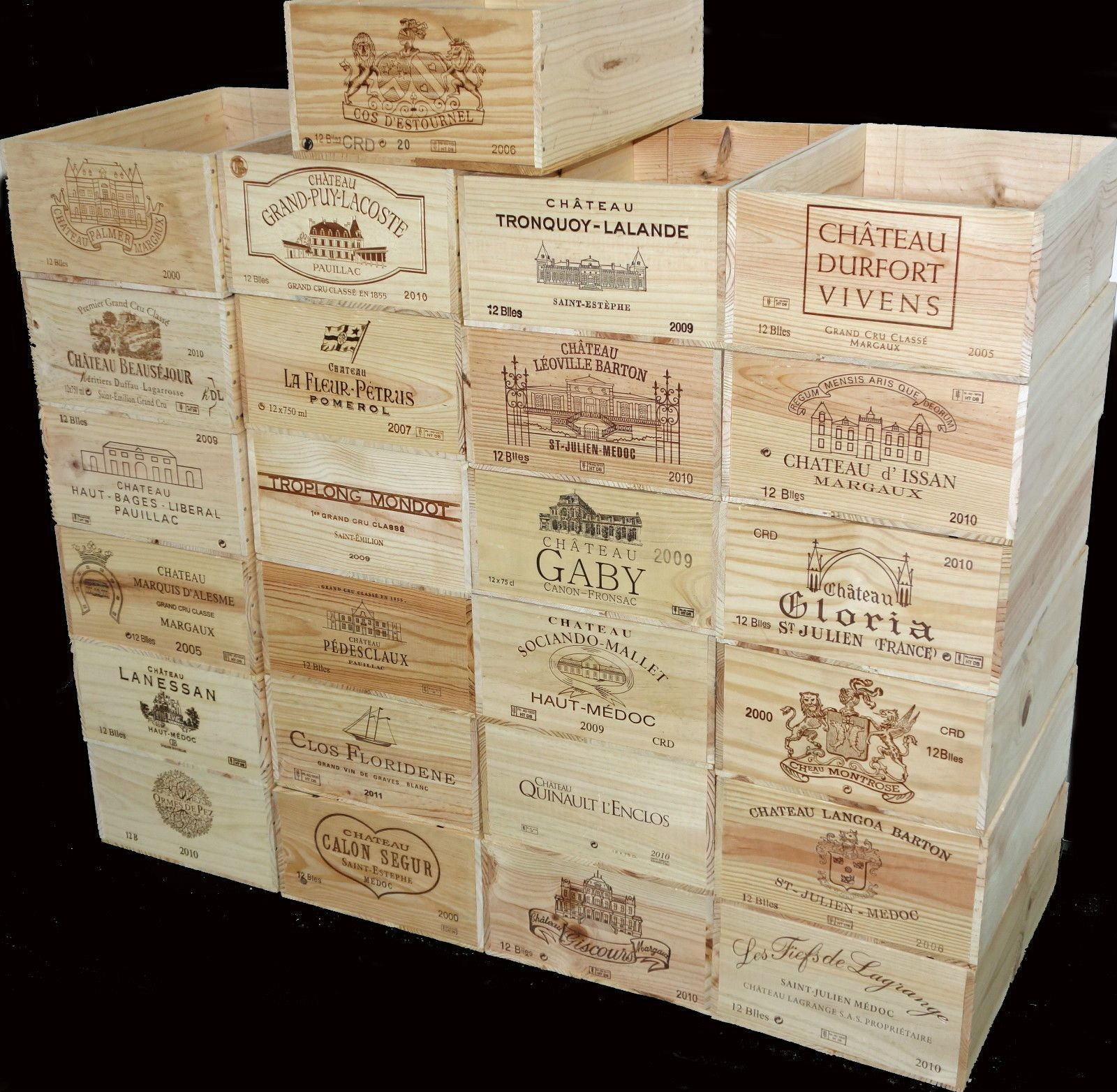 Cheap Wooden Crates Wholesale Wooden Wine Crates Kitchens Pinterest