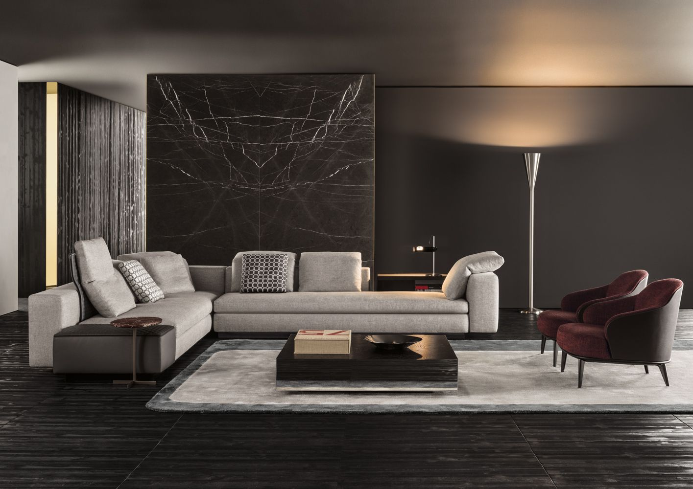 Sofa Yang Smink Incorporated Products Sofas Minotti Yang