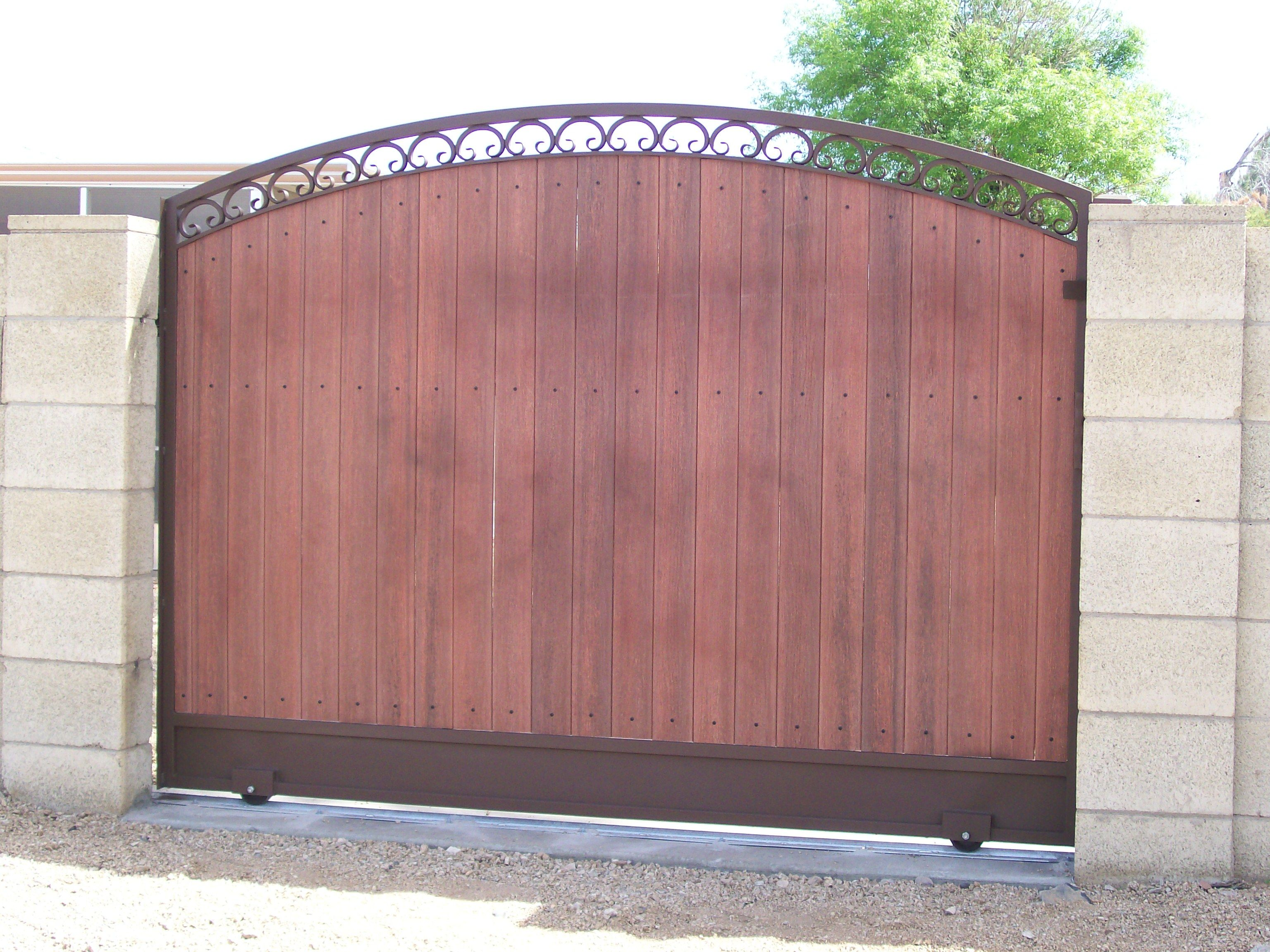 Gate Doors & Furniture Design The Intesrting Design Also