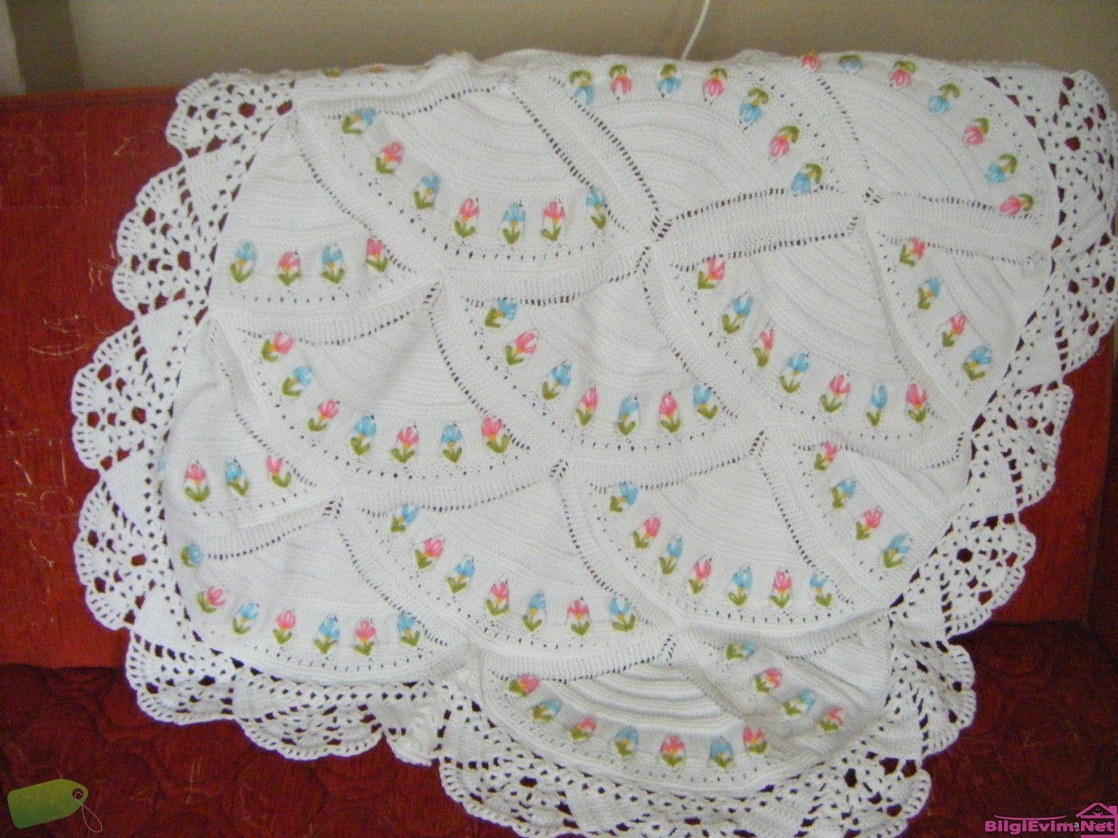 Yeni sezon rg bebek battaniye modelleri 24