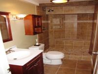 Image of: Basement Bathroom Ideas Pictures | Family Room ...