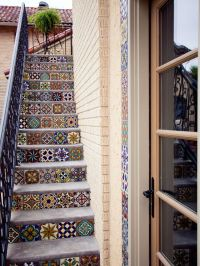 Recommended Floor Tiles Stairs Ideas for Your House