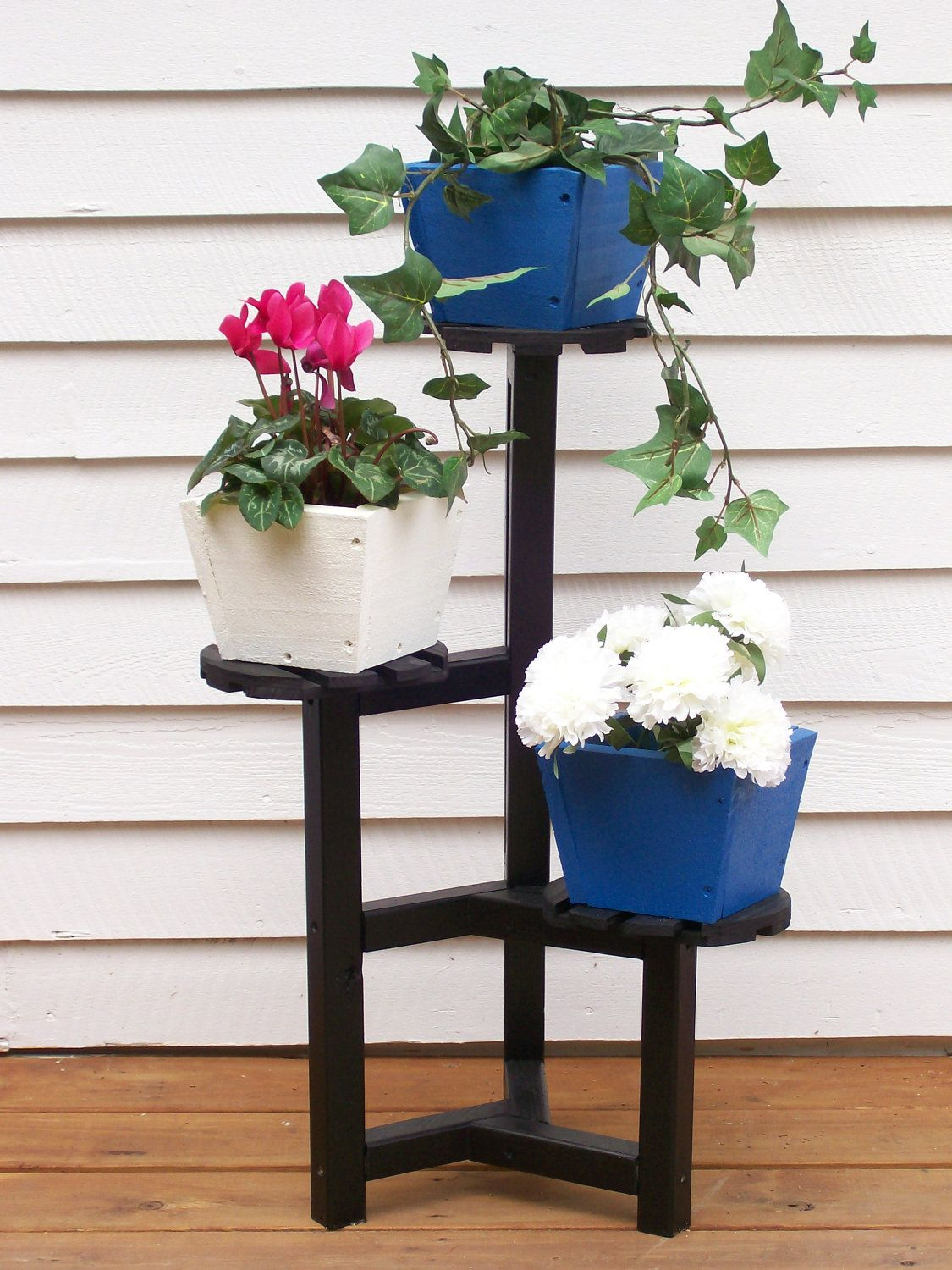 Herb Garden Plant Stands Flower Pot Stand Plant Stand For Indoor Or By