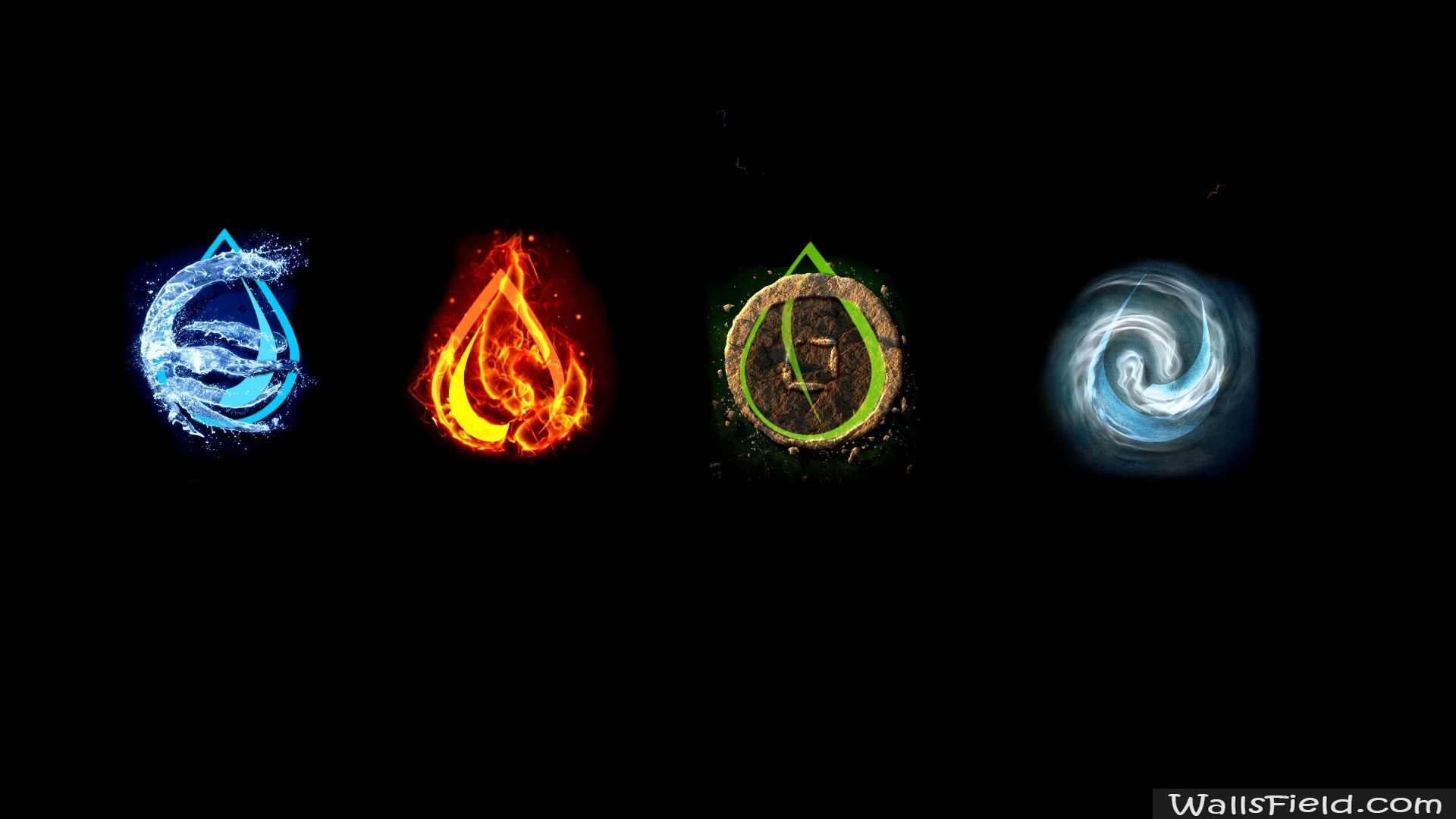 4 Elemente Four Elements Paints Google Search Four Elements