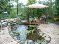 Small Backyard Ponds And Waterfalls | Ponds And Waterfalls ...