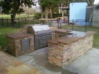 New Ideas Bbq Patio Ideas And Patio King Custom Barbecue ...