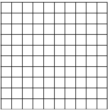 large grid graph paper for color charts Beading Resources - graphing paper printable template