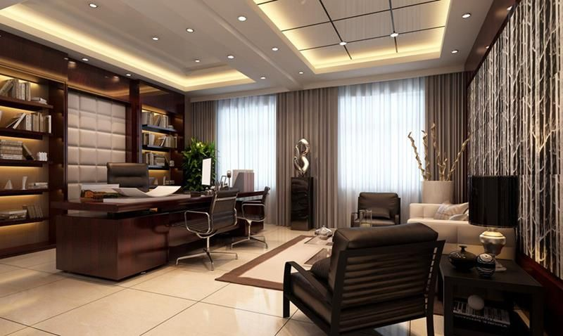 24 Luxury and Modern Home Office Designs - Page 3 of 5 Office - modern home office ideas