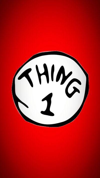 Thing 1 | Wallpapers | Pinterest | Wallpaper
