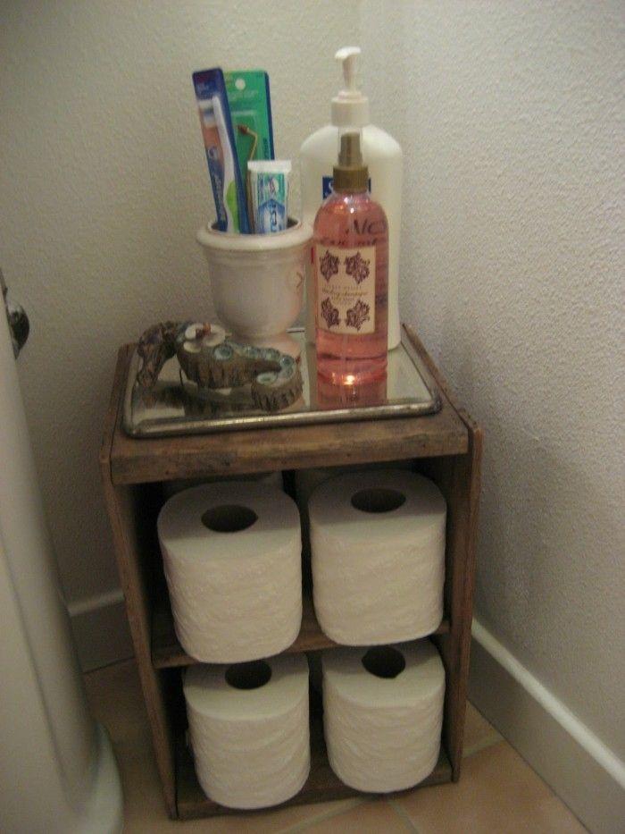 winkisten deko weinkiste regal weinregal wandgestaltung regal - badezimmer do it yourself