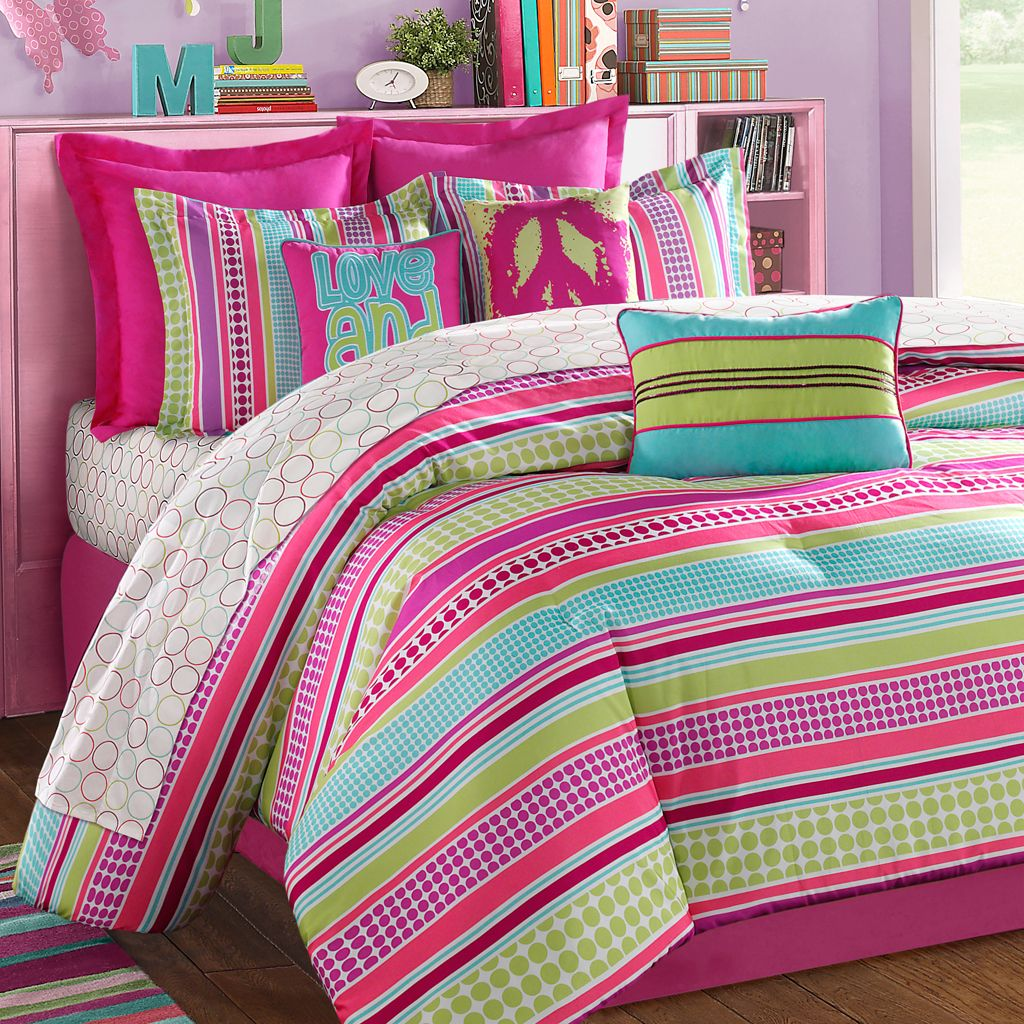 Bed For Teenage Girl Girls Comforters And Bedspreads Stipple Teen Bedding