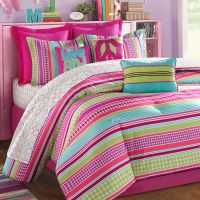 girls comforters and bedspreads | Stipple Teen Bedding ...