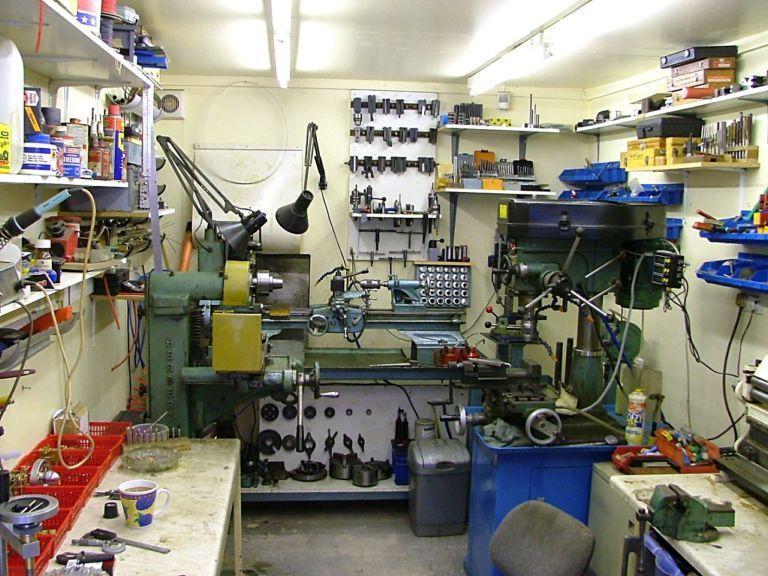 Home Shop Hall of Fame, Page 5 Maschinen und Vorrichtungen - home workshop ideas