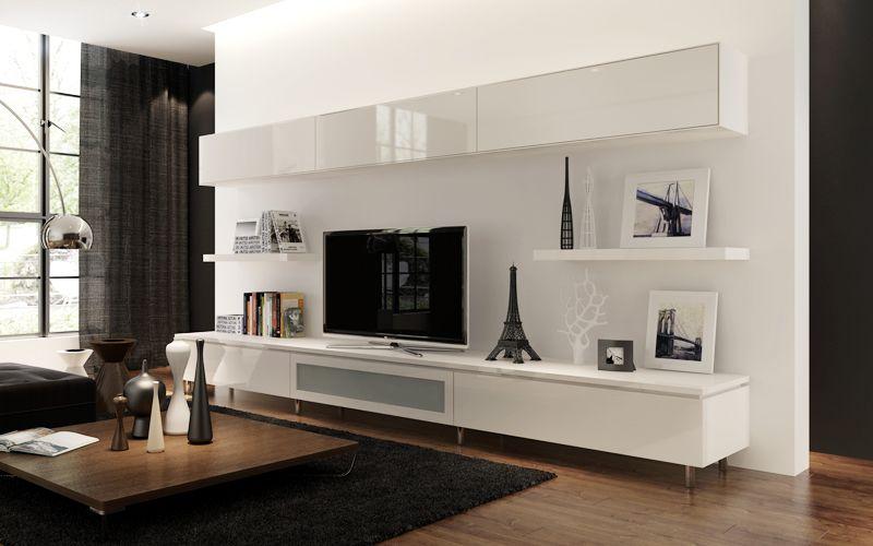 Living Room  Beautiful Wall Mount Shelf Ideas With White Gloss - living room corner shelf