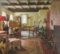 american colonial bedroom - Google Search - Federal Period ...