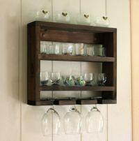 Wine glass rack - Shot glass holder - Glass holder ...