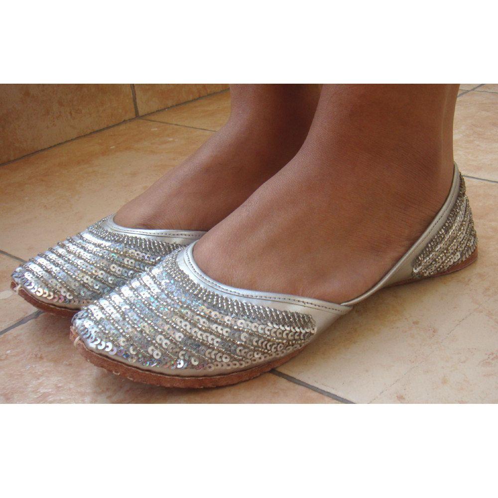 wedding slippers Ballet flats