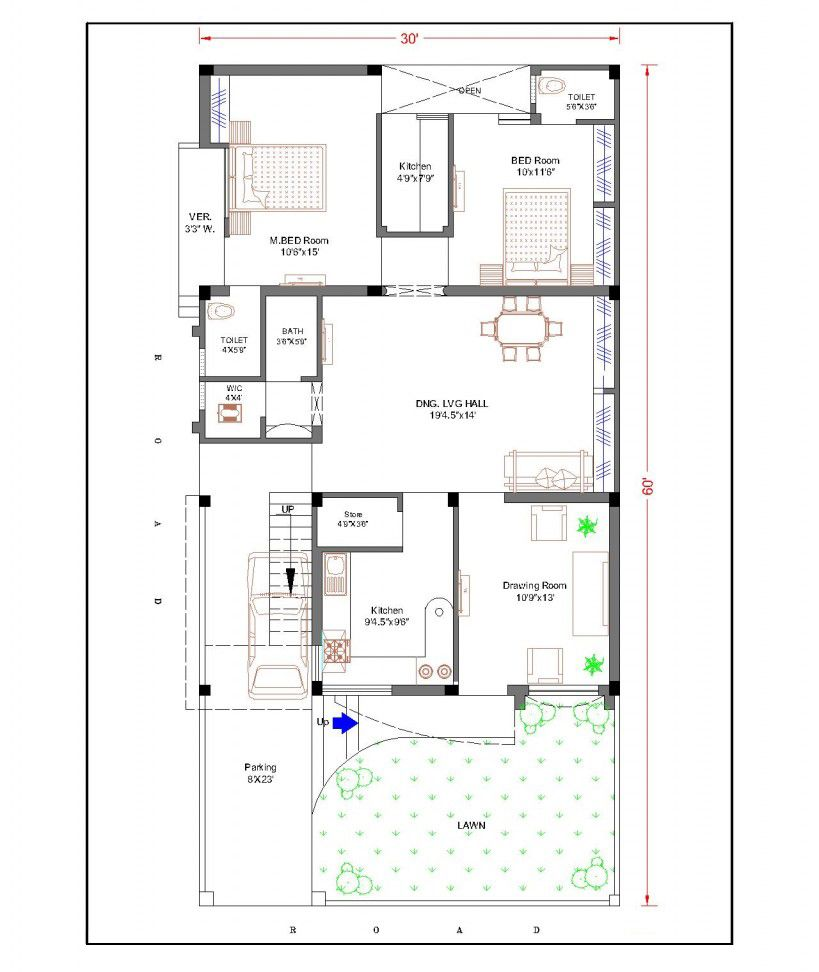 Search Duplex House Plans For Seniors