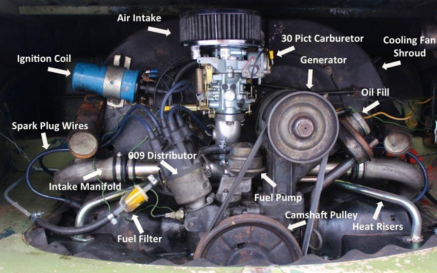 international school bus engine diagram
