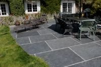 Exteriors : Wisstrax Patio Flooring Tile With Red Tile ...