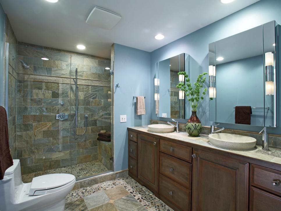 Bathroom Shower Designs Showers, Luxury and Hgtv - hgtv bathroom designs