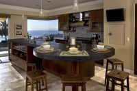 Granite Kitchen Island As Dining Table | Home Sweet Home ...