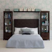 Bedroom Shelves on Pinterest | Bedroom Organisation ...