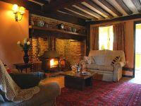 inglenook fireplace | Tags : corner wood fireplace , large ...