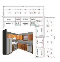 10x10 kitchen ideas | standard 10x10 kitchen cabinet ...